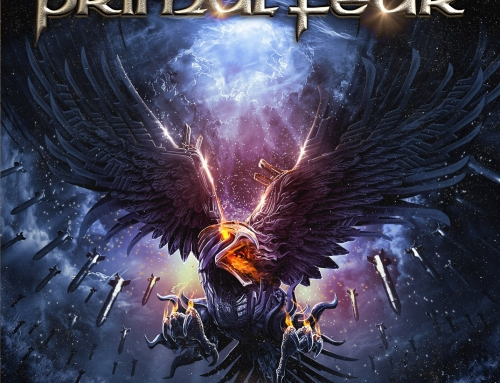 "PRIMAL FEAR – ""Best of Fear"" VÖ: 10.11.2017"
