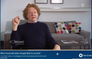 Simply Red Symphonica In Rosso Vö 23112018 Cmm Rockagentur