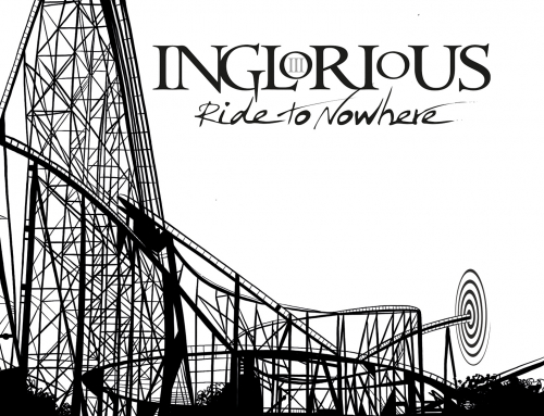 "INGLORIOUS – ""Ride To Nowhere"" VÖ: 25.01.2019"
