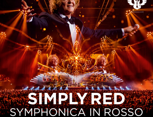 SIMPLY RED DVD Release, TV Interviews Markus Lanz und ARD Brisant