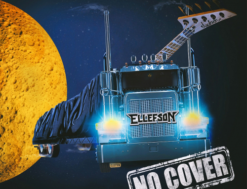 "ELLEFSON – ""No Cover"""